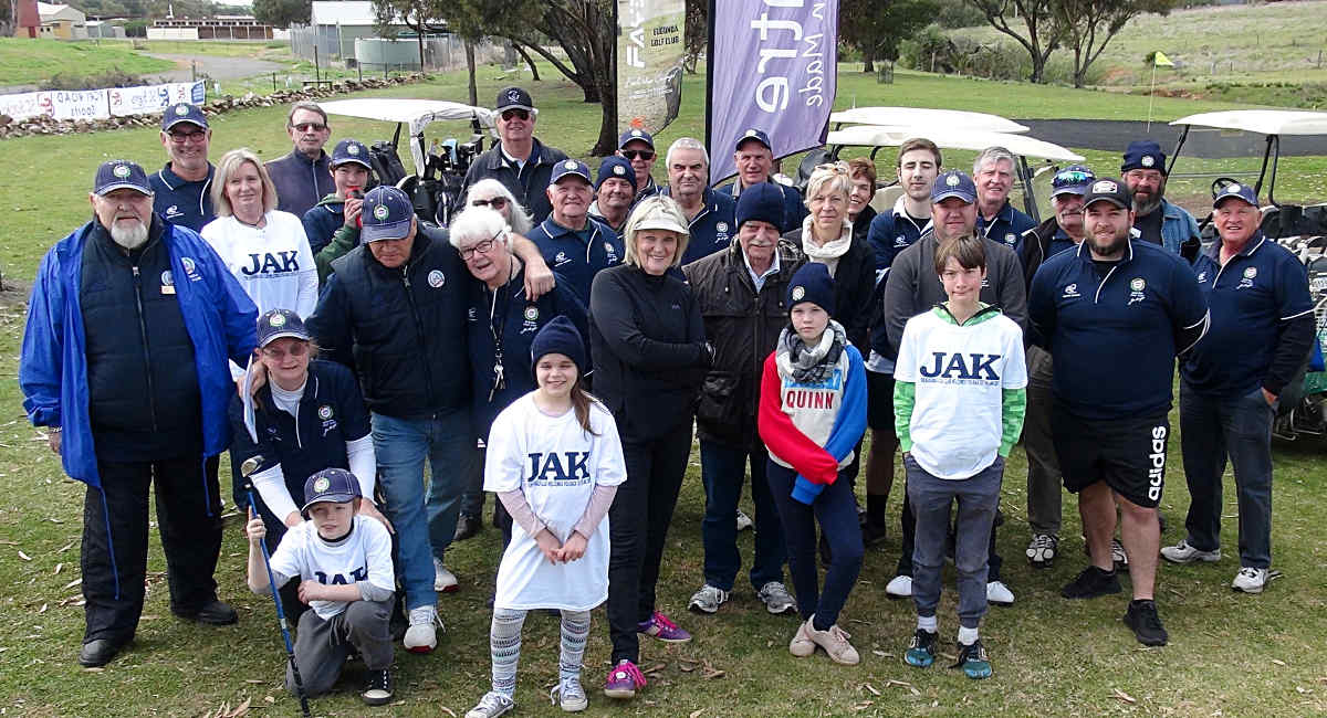 Eudunda Golf club JAK Golf Day 2017 - Players - Group
